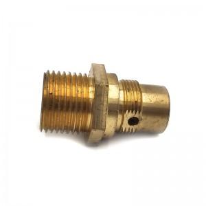 CNC Machining Brass Connector