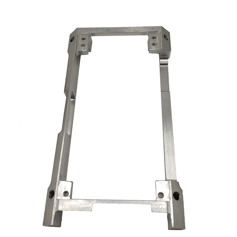 CNC Milling Aluminum Equipment Frame