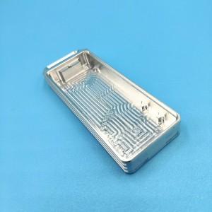 Custom CNC Milling Remote Control Shell