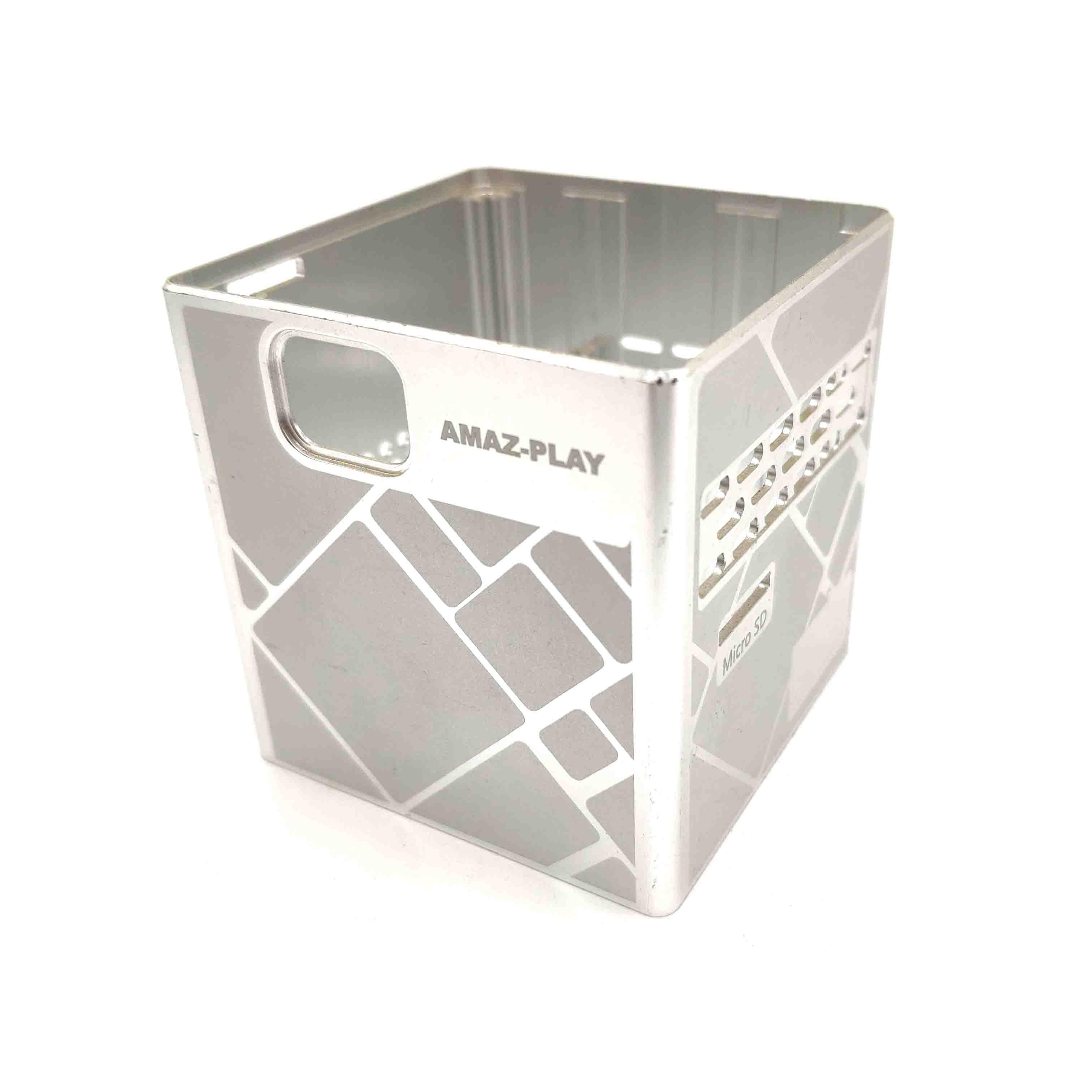 Leading Manufacturer for Brass Machined Parts - CNC Mini Speaker Aluminum Case – Anebons