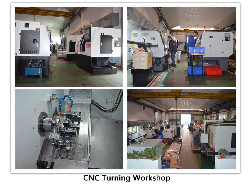 CNC Turning Workshop
