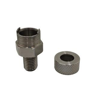 Titanium Machining - Machined Steel Fixed  Parts – Anebons