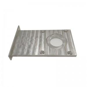 Oem CNC Milling Aluminum Shell Fittings