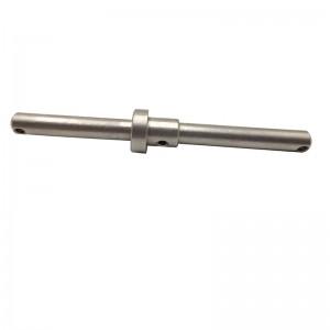 Cnc Turning Program - Turned Precision Iron Shaft – Anebons